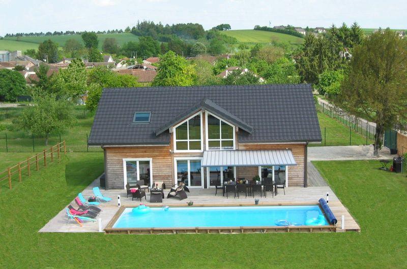 Vistas exteriores del alojamiento Alquiler Villa 116677 Troyes