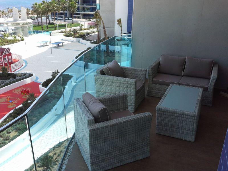 Terraza 1 Alquiler Apartamento 118656 Torrevieja
