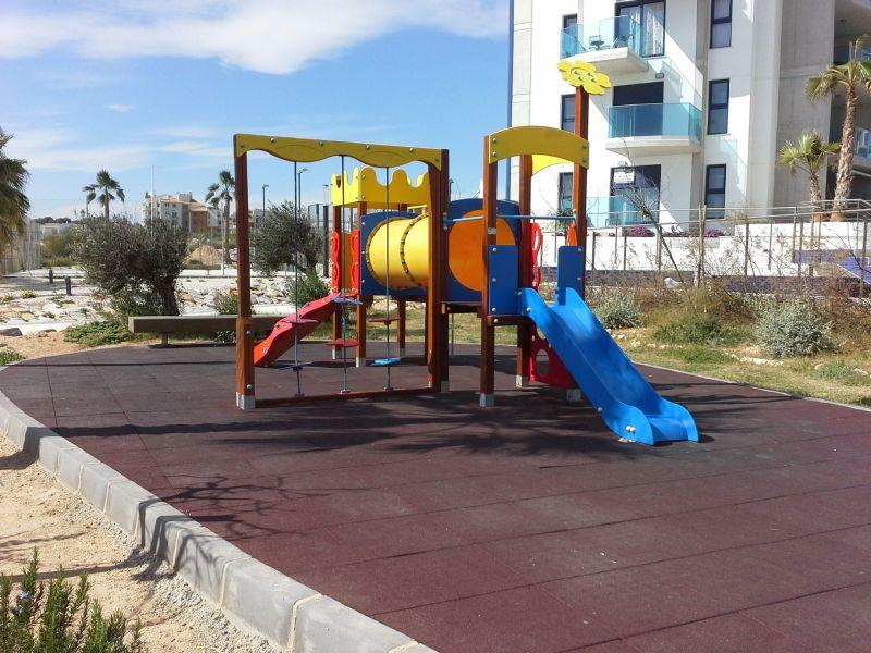 Sala de ocio Alquiler Apartamento 118656 Torrevieja