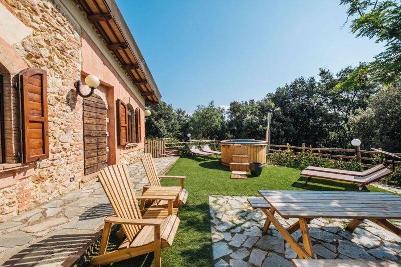Patio Alquiler Villa 118750 Gavorrano