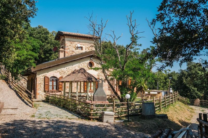 Entrada Alquiler Villa 118750 Gavorrano