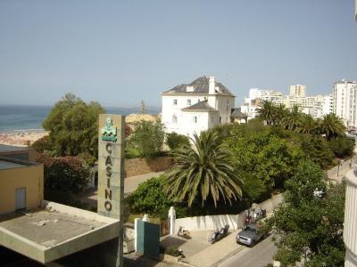 Vistas desde el balc�n Alquiler Apartamento 73354 Praia da Rocha