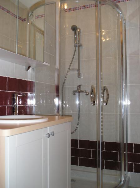 cuarto de baño Alquiler Apartamento 78318 Serre Chevalier