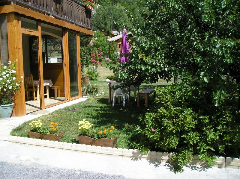 Veranda (Porche) Alquiler Apartamento 78318 Serre Chevalier