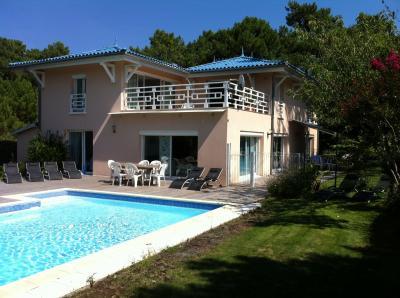 Vistas exteriores del alojamiento Alquiler Villa 80533 Cap Ferret