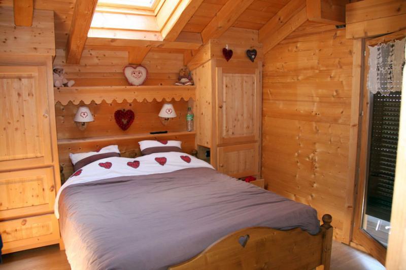 dormitorio 1 Alquiler Chalet 80673 Saint-Gervais-les-Bains