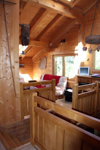 Mezzanine Alquiler Chalet 80673 Saint-Gervais-les-Bains