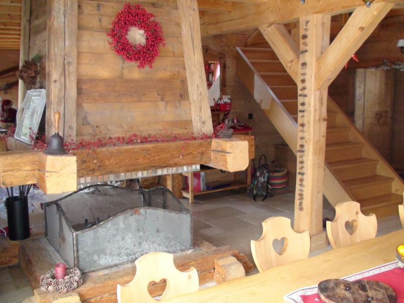 Comedor Alquiler Chalet 80673 Saint-Gervais-les-Bains