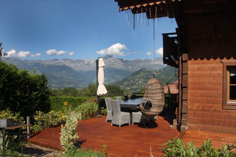 Terraza Alquiler Chalet 80673 Saint-Gervais-les-Bains