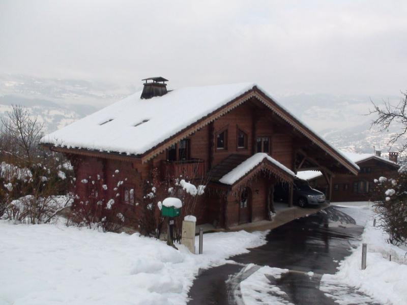 Vistas exteriores del alojamiento Alquiler Chalet 80673 Saint-Gervais-les-Bains