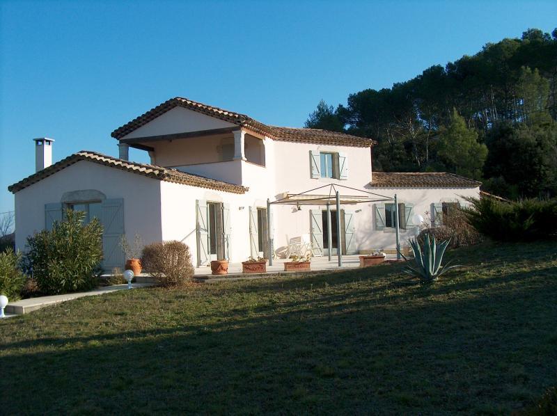 Vistas exteriores del alojamiento Alquiler Villa 83534 Anduze