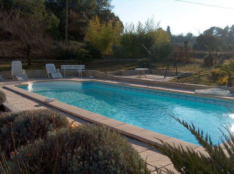 Piscina Alquiler Villa 83534 Anduze