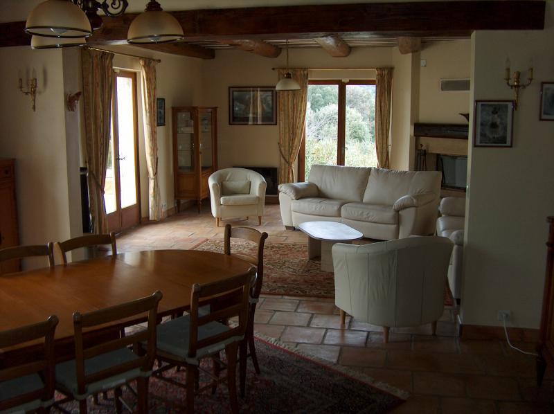Comedor Alquiler Villa 83534 Anduze
