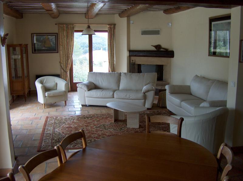 Salón Alquiler Villa 83534 Anduze