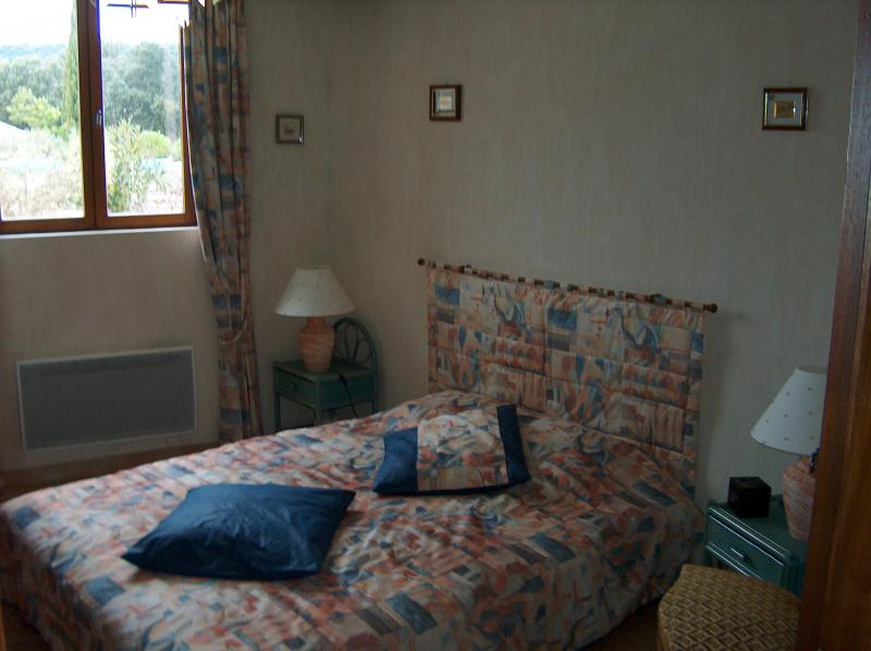 dormitorio 1 Alquiler Villa 83534 Anduze