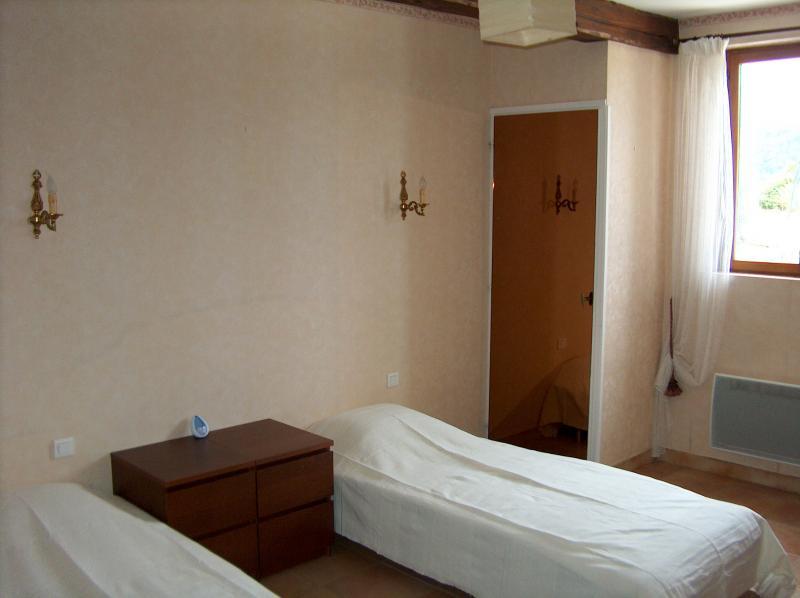 dormitorio 2 Alquiler Villa 83534 Anduze