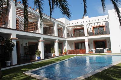 Jardín Alquiler Apartamento 87083 Ibiza