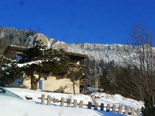 Vistas exteriores del alojamiento Alquiler Casa 87405 Lans en Vercors