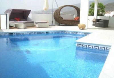 Piscina Alquiler Villa 92297 Adeje
