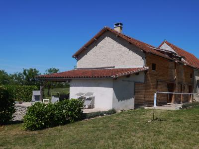 Vistas exteriores del alojamiento Alquiler Casa rural 92399 Rocamadour