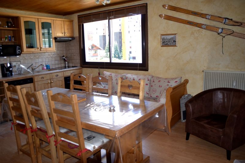 Sala de estar Alquiler Apartamento 105180 Les 2 Alpes