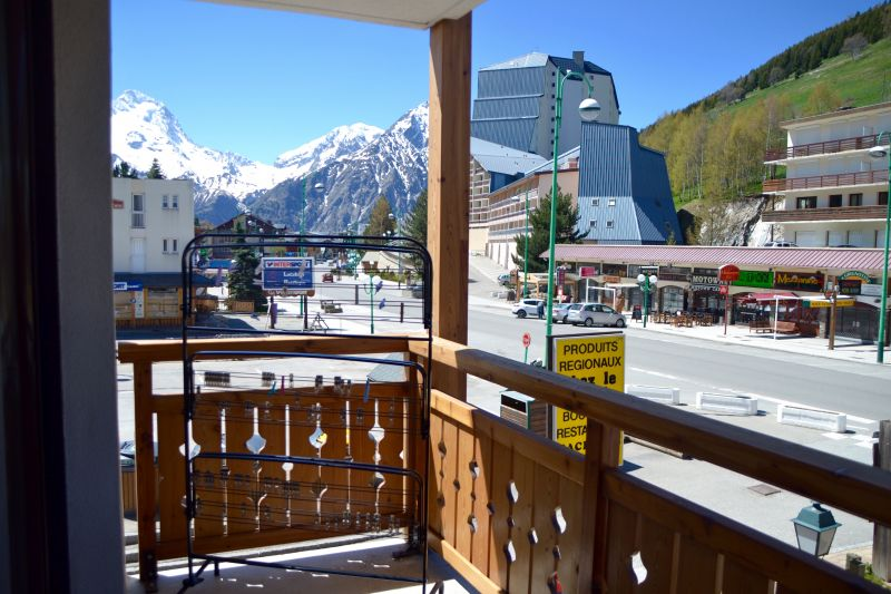 Balcón 1 Alquiler Apartamento 105180 Les 2 Alpes