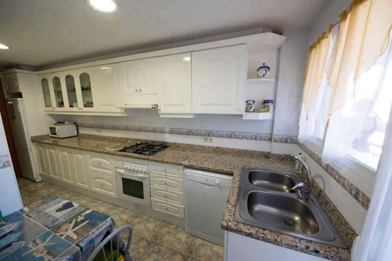 Cocina independiente Alquiler Apartamento 111108 Calella de Mar