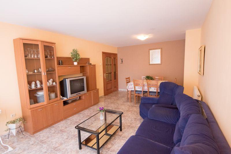 Sala de estar Alquiler Apartamento 111108 Calella de Mar