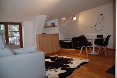 Sala de estar Alquiler Apartamento 112088 Chamonix Mont-Blanc