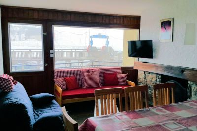 Sala de estar Alquiler Apartamento 112252 Saint Lary Soulan