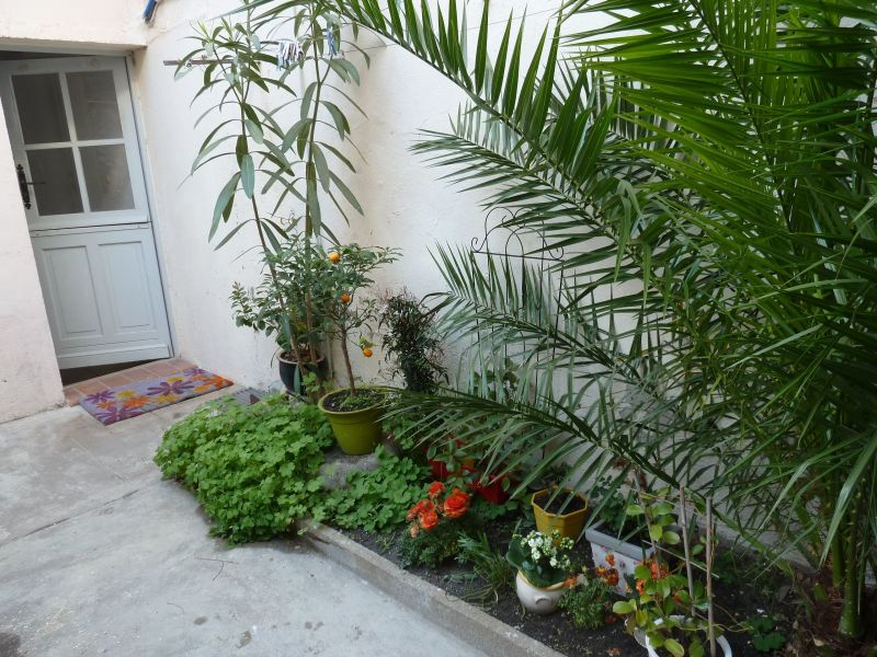 Vistas desde la terraza Alquiler Casa 114357 Argeles sur Mer