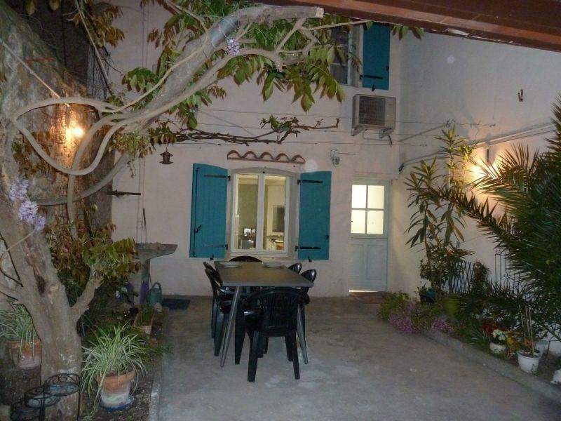 Patio Alquiler Casa 114357 Argeles sur Mer
