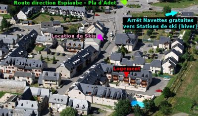Alquiler Apartamento 115328 Saint Lary Soulan