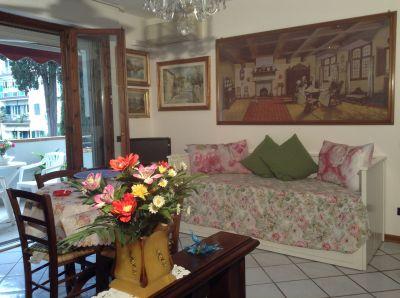 Sala de estar Alquiler Apartamento 116261 Florencia