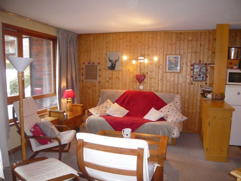 Sala de estar Alquiler Apartamento 66830 Morzine