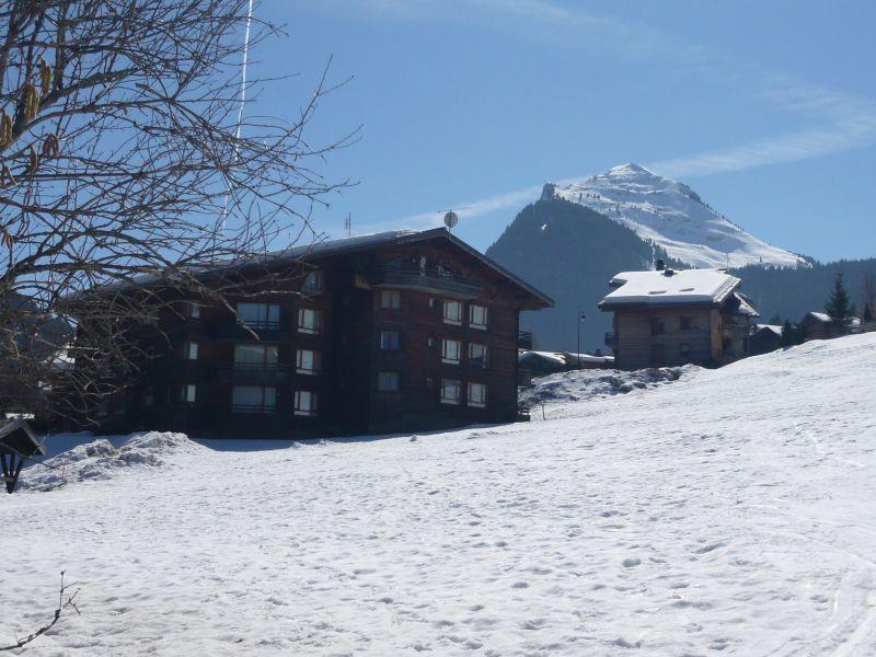 Vistas exteriores del alojamiento Alquiler Apartamento 66830 Morzine
