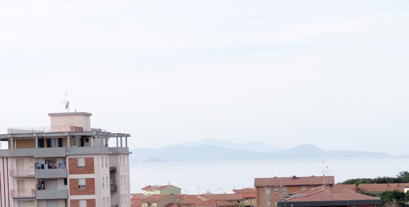 Vistas desde la terraza Alquiler Apartamento 75628 Follonica