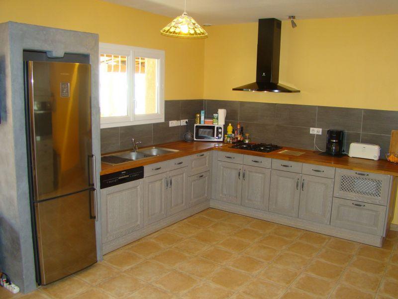 Cocina americana Alquiler Villa 79457 Propriano