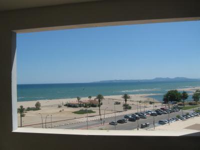 Vistas desde el balcón Alquiler Apartamento 79596 Ampuriabrava