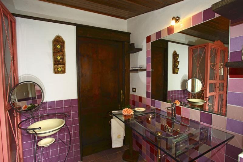 cuarto de baño 1 Alquiler Casa rural 80622 Gavorrano