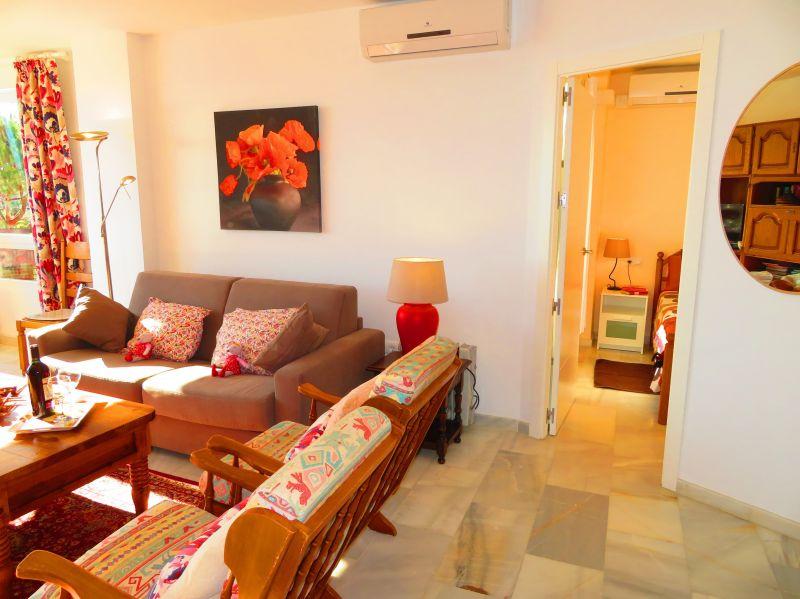 Sala de estar Alquiler Apartamento 84780 Nerja