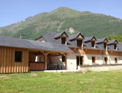 Vistas exteriores del alojamiento Alquiler Chalet 88148 Luz Saint Sauveur