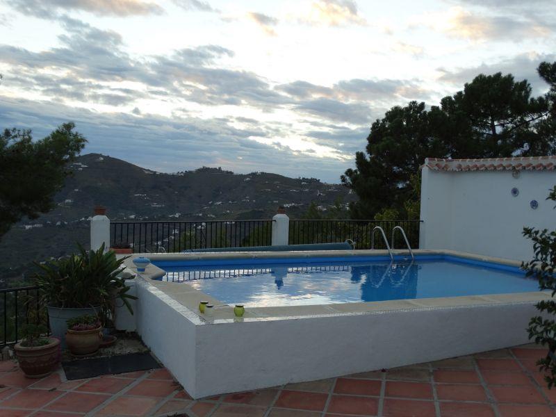 Piscina Alquiler Villa 88509 Torrox