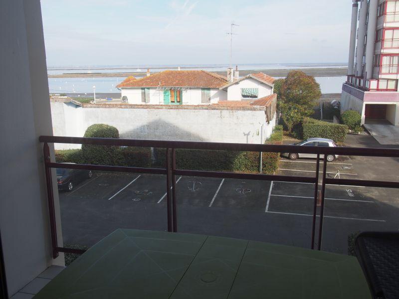 Vistas desde el balcón Alquiler Apartamento 92451 Arcachon