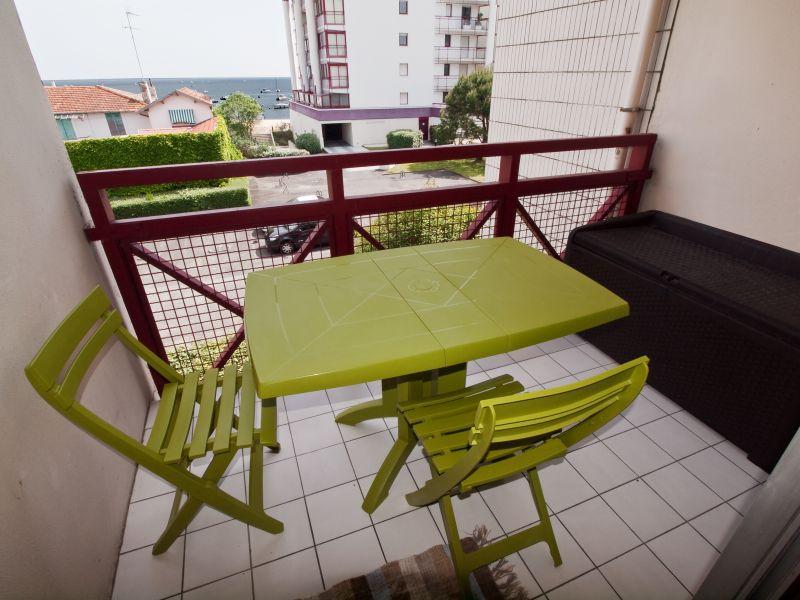 Terraza Alquiler Apartamento 92451 Arcachon