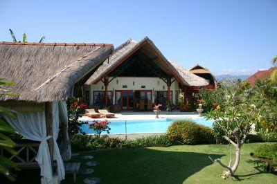 Vistas exteriores del alojamiento Alquiler Villa 102841 Singaraja