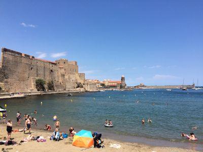 Playa Alquiler Apartamento 103405 Collioure