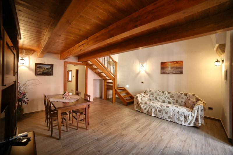 Sala de estar Alquiler Casa 105614 Pescoluse