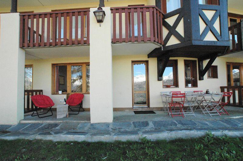 Vistas exteriores del alojamiento Alquiler Apartamento 108308 Montchavin les Coches