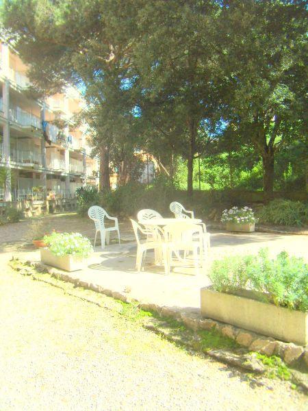 Jardín Alquiler Apartamento 109158 Tossa de Mar